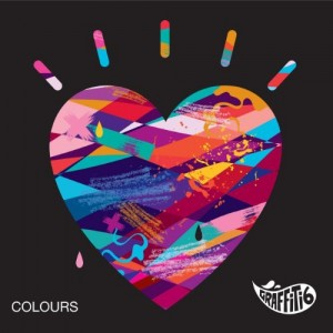 Graffiti6 - Colours album cover artwork